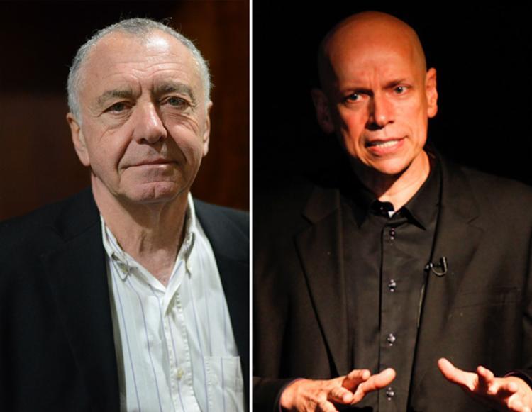 Lipovetsky e Karnal participam de debate especial na segunda conferência do projeto - Foto: Luiz Munhoz e Tatiana Ferro | Divulgação