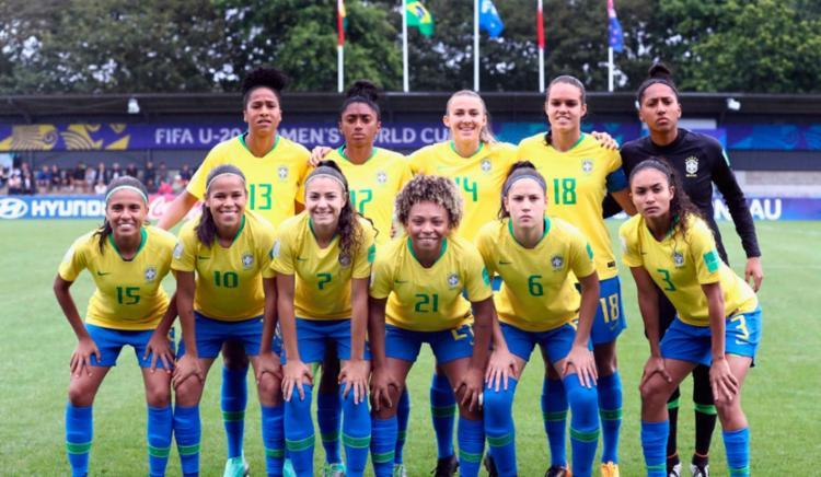 Brasileiras perderam de 2 a 1 para as norte coreanas - Foto: Divulgação | CBF