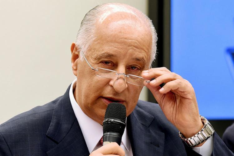 Seus advogados ainda vão recorrer da decisão da Fifa que o baniu no futebol - Foto: Evaristo Sá | AFP