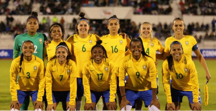 Embora tenha participado de todos os torneios juniores, Brasil nunca foi além das semifinais - Foto: Fernanda Coimbra | CBF