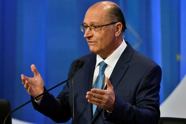 Candidato à presidência elogiou mudanças na legislação trabalhista - Foto: Nelson Almeida | AFP