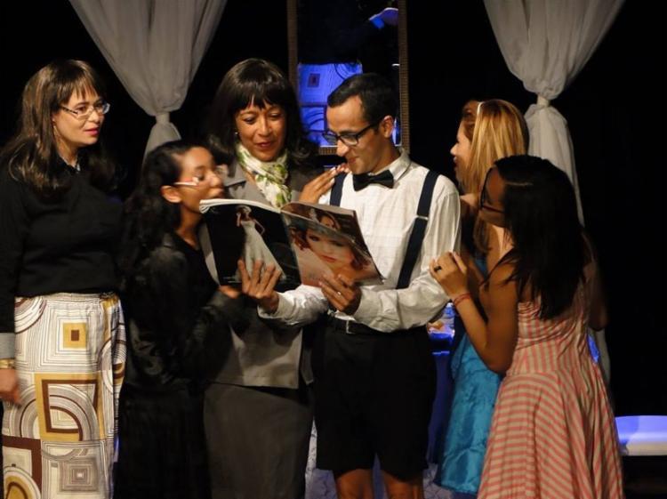 As aulas serão todas práticas e ministradas pelo diretor teatral Fábio S. Tavares - Foto: Divulgação