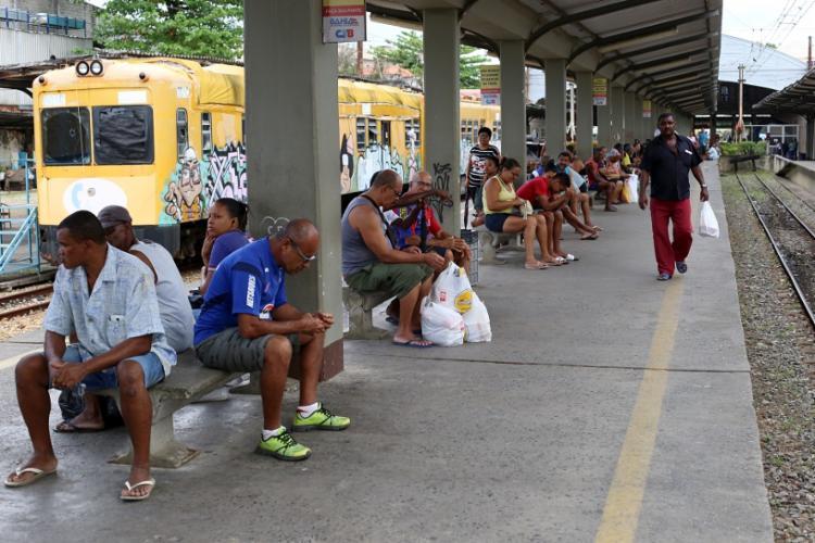 Mais de 15 mil pessoas usam o transporte por dia - Foto: Divulgação | Ag. A TARDE