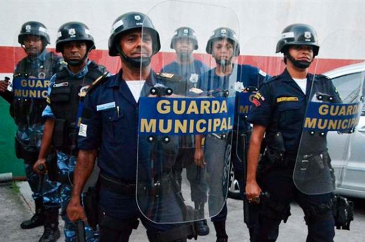 Ao todo, são oferecidas 300 vagas para guardas municipais - Foto: Washington Nery | Secom