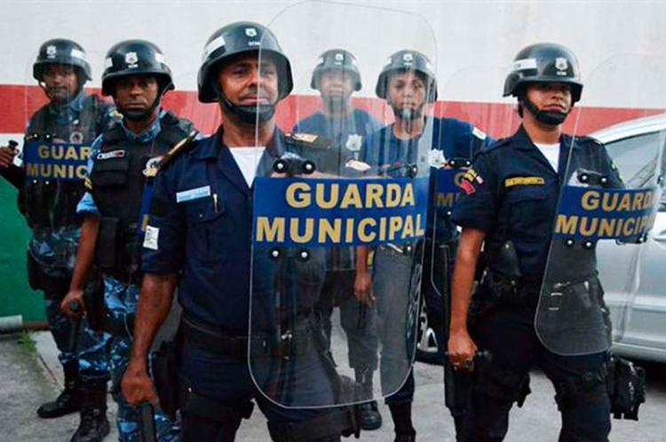 São oferecidas 50 vagas de guarda municipal para contratação imediata - Foto: Washington Nery | Secom