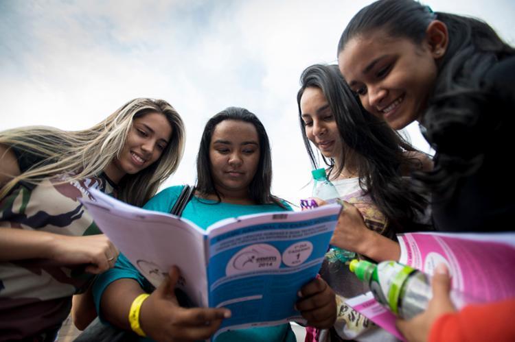 Provas serão realizadas nos dias 4 e 11 de novembro - Foto: Marcelo Camargo   Agência Brasil