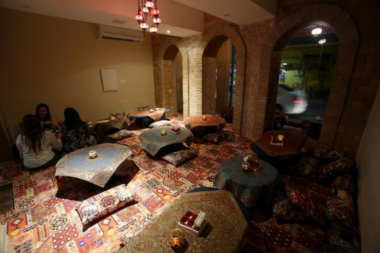 Restaurante de cozinha iraniana é aberto no Rio Vermelho - Foto: Adilton Venegeroles / Ag. A Tarde