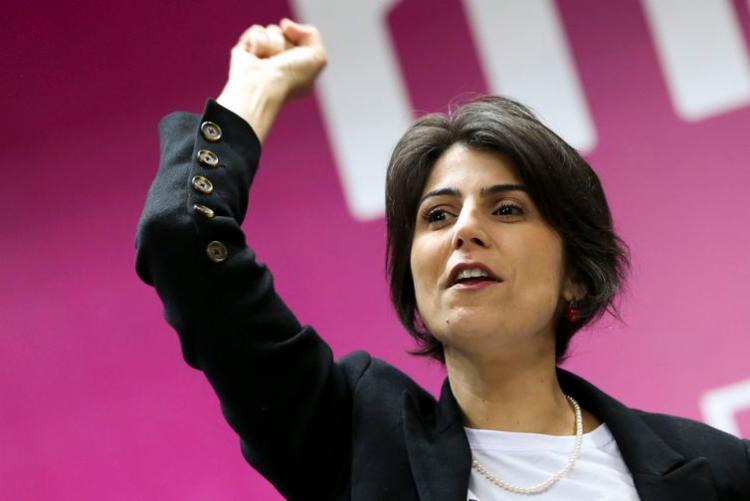 Manuela D'Ávila é a candidata pelo PCdoB | Foto: Marcelo Camargo | Agência Brasil