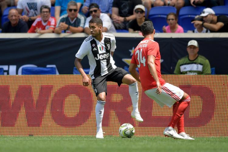Matheus retornou à Juventus em julho deste ano - Foto: Divulgação