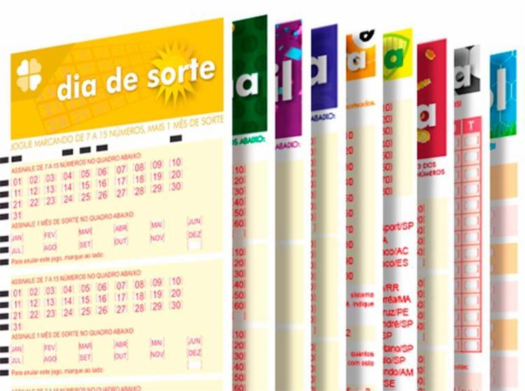 Apostadores podem jogar Mega, Lotofácil, Quina, Lotomania, Timemania, Dupla Sena, Loteca e Lotogol - Foto: Divulgação