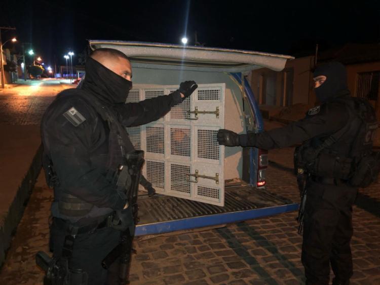 Policiais prenderam 16 integrantes da facção criminosa; três foram mortos