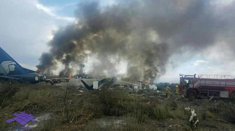 A maioria dos feridos saiu caminhando do avião e apenas 49 foram hospitalizados - Foto: Reprodução