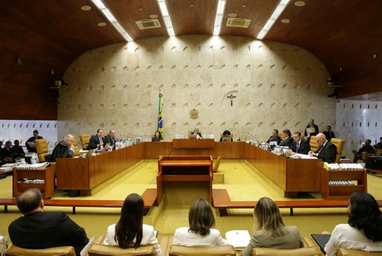 O assunto deve ser discutido em sessão administrativa marcada para as 18h - Foto: Antonio Cruz | Agência Brasil