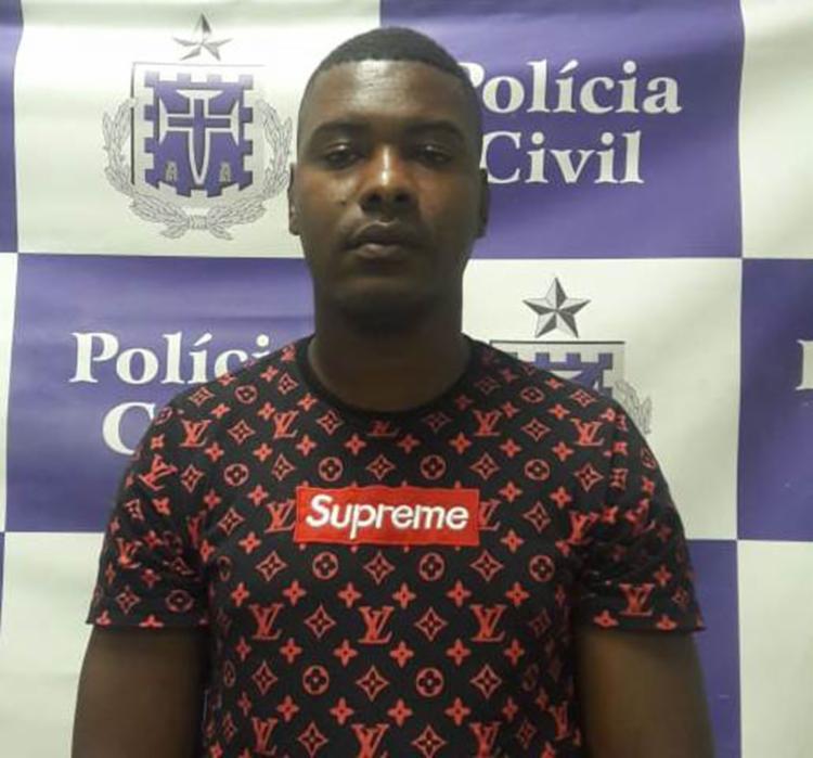 Rones Almeida Lima é o proprietário da oficina de desmanche localizada no Lobato