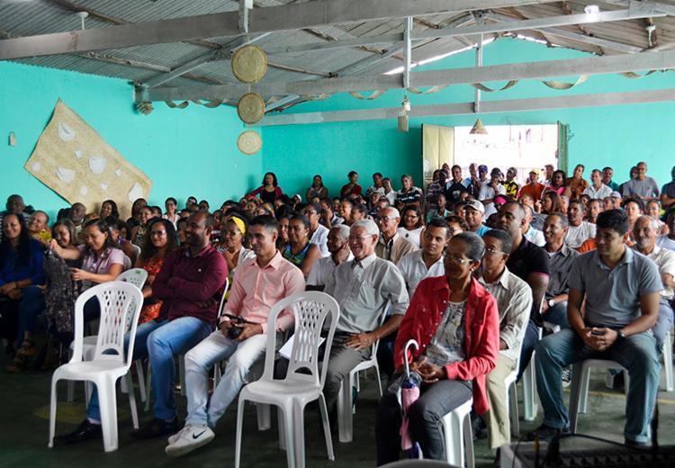 A expectativa da Bahia Pesca é que, nesta primeira etapa, cerca de 100 famílias sejam beneficiadas - Foto: Divulgação