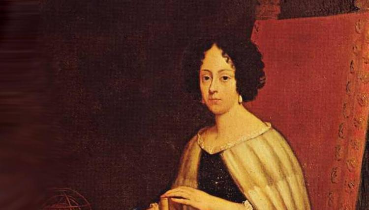 Elena Lucrezia Cornaro Piscopia foi a primeira mulher a receber um diploma universitário - Foto: Reprodução