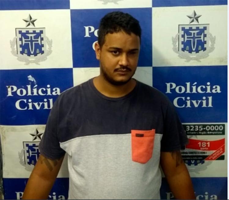 'Doka' é suspeito de tráfico na região de Feira de Santana - Foto: Divulgação | SSP