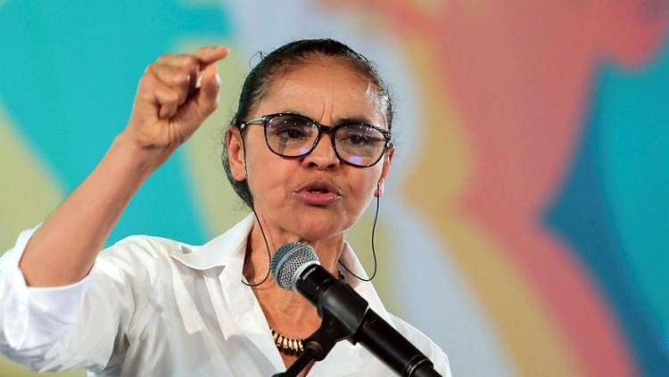 Marina Silva (Rede) é uma das mulheres que se candidataram à Presidência - Foto: Sergio Lima | AFP