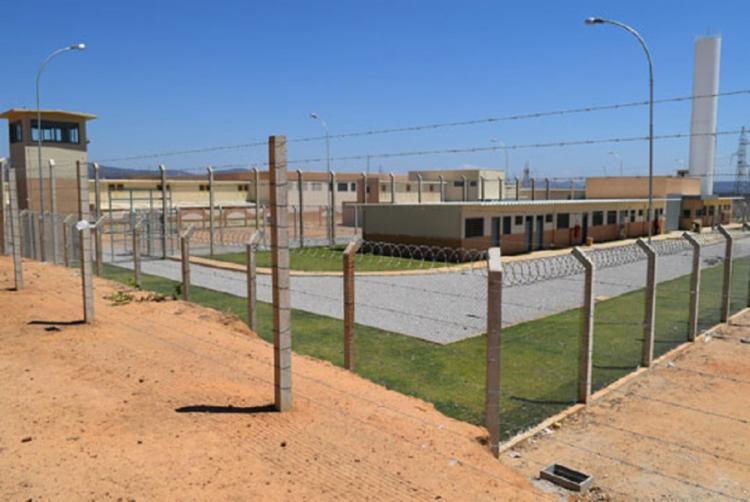 As penitenciárias precisam de autorização da Justiça do Trabalho para serem inauguradas - Foto: Divulgação | Brumado Notícias