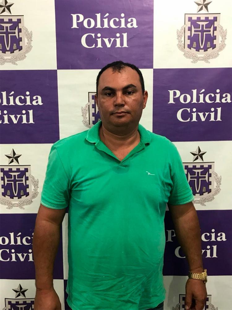 Homem preso com drogas no interior da Bahia - Foto: Divulgação| SSP BA