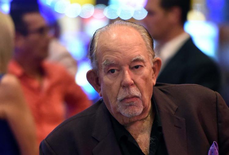 Leach, que estava hospitalizado desde 21 de novembro, faria 77 anos na quarta, 29 - Foto: AFP