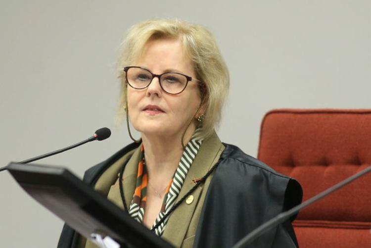 Rosa Weber será a segunda mulher a presidir o TSE em mais de 70 anos do tribunal - Foto: Marcelo Camargo | Arquivo Agência Brasil