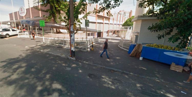 A vítima teria sido liberada, mas o veículo foi levado pelos bandidos - Foto: Reprodução | Google