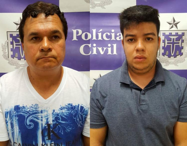 Suspeitos estavam hospedados em um hotel em Permambués - Foto: Divulgação | SSP-BA
