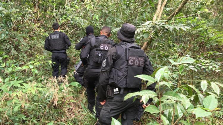 Policiais receberam diversas denúncias de agressões de moradores
