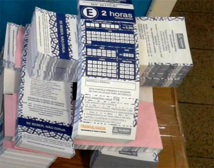 Outras três pessoas também foram presas no esquema de falsificação das cartelas - Foto: Aldo Matos| Reprodução | Site Acorda Cidade
