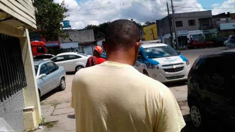 Dono de gráfica foi preso no apartamento onde morava em Feira de Santana