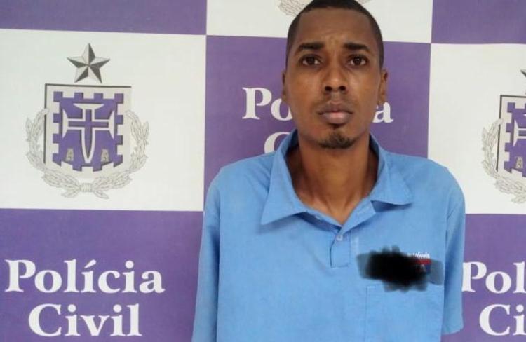 Silas Lima participava ativamente da quadrilha especializada em tráfico, homicídios e roubos - Foto: Divulgação | SSP-BA