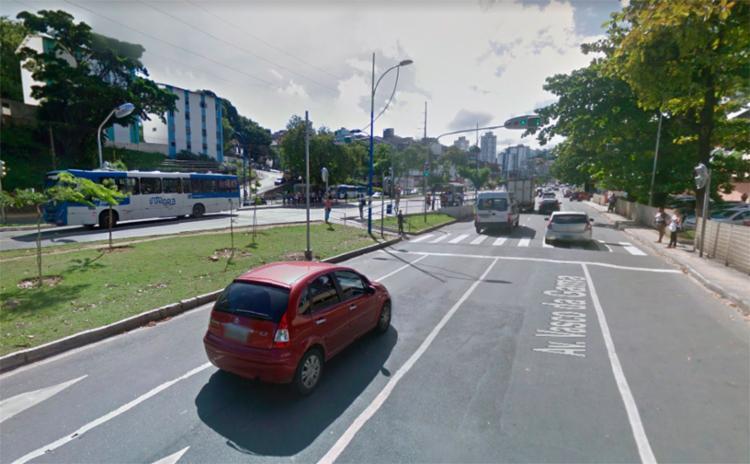 Crime teria acontecido em uma localidade na avenida Vasco da Gama - Foto: Reprodução | Google Maps