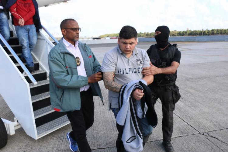 Assaltantes foram presos em São Paulo