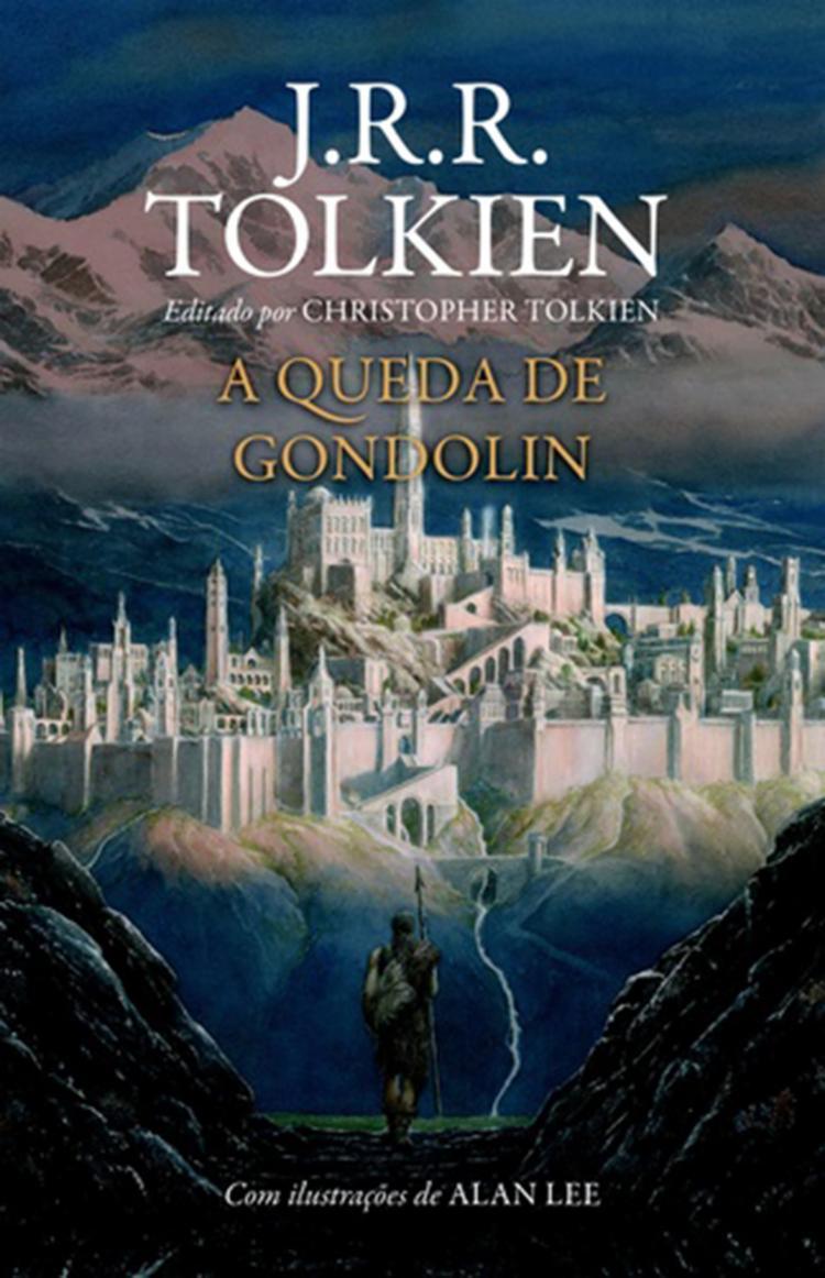 Livro começou a ser escrito em 1916. Ilustrações são assinadas pelo inglês Alan Lee - Foto: Reprodução | Tolkien Brasil