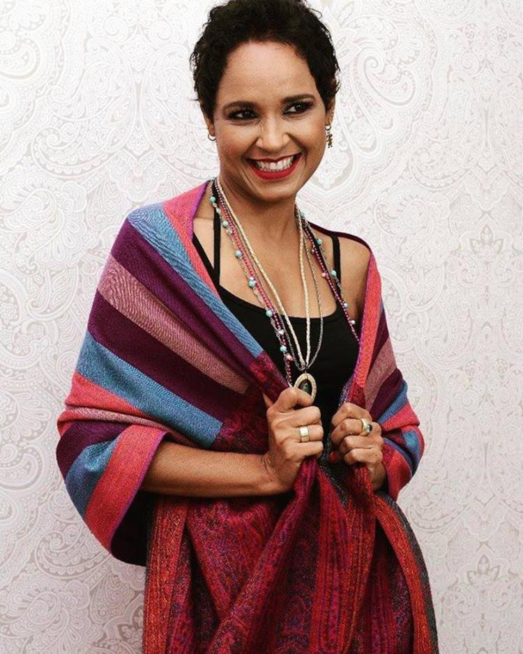 A cantora Carla Visi é a idealizadora do projeto que chega em sua 3ª edição - Foto: Divulgação