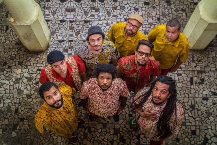 Bandá Ifá leva mistura de ijexá e afrobeat para o evento - Foto: Divulgação