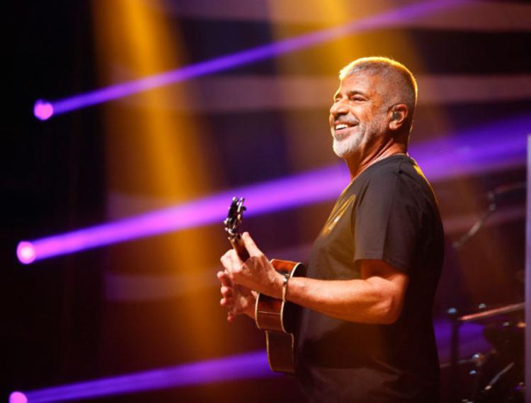 Lulu Santos se apresenta neste sábado, na Concha Acústica do Teatro Castro Alves - Foto: Leo Aversa   Divulgação