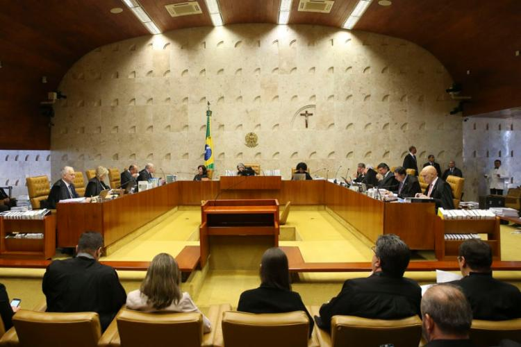 Os ministros aprovaram que as empresas podem contratar trabalhadores terceirizados para desempenhar qualquer atividade, inclusive as chamadas atividades-fim - Foto: Antonio Cruz/Agência Brasil