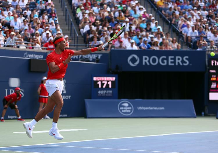O tenista não jogará em Cincinnati, nos Estados Unidos, por questões físicas - Foto: Vaughn Ridley | AFP