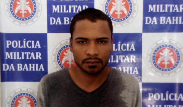 João Paulo da Silva já tem passagens na polícia por tráfico - Foto: Divulgação | SSP