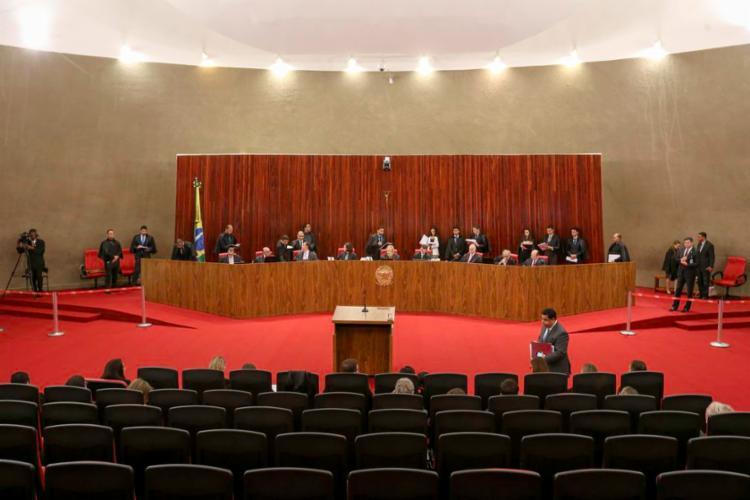 Tribunal Superior Eleitoral define o futuro do ex-presidente nas eleições 2018 - Foto: Fabio Rodrigues Pozzebom l Agência Brasil