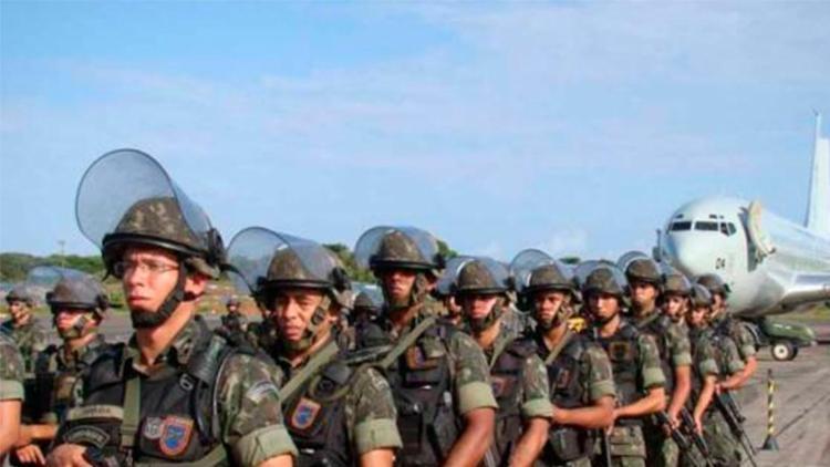 FAB vai abrir 279 vagas para sargentos no próximo domingo - Foto: Reprodução | FAB