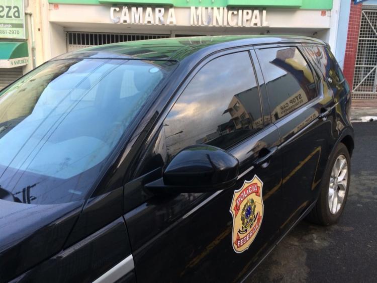 Policiais cumprem 29 mandados de busca e apreensão, 23 de medidas cautelares e 61 de intimação - Foto: Divulgação | Polícia Federal