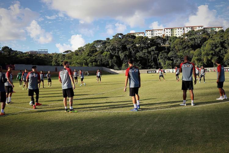 Ranking avalia valor da marca, dos jogadores e do estádio - Foto: Maurícia da Matta l EC Vitória