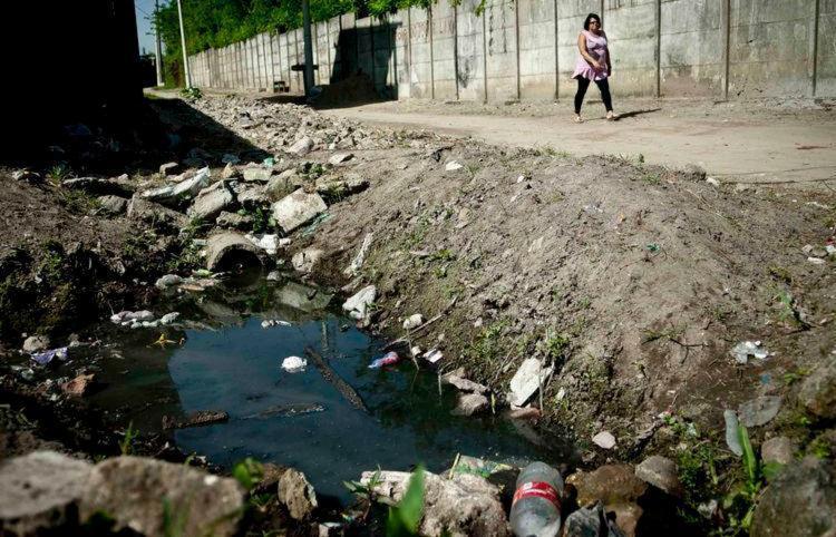 Saneamento básico é apontado como solução para evitar surtos de doenças - Foto: Marcelo Camargo   Agência Brasil