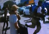Homem é baleado em tentativa de assalto a lanchonete na avenida ACM | Foto: Reprodução | TV Record