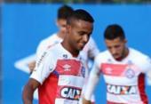 Bahia conta com retorno de atacantes para tentar superar Vasco | Foto: Felipe Oliveira | EC Bahia | Divulgação