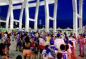 Bahia promove evento para torcida na Fonte Nova | Foto: Reprodução | EC Bahia