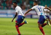 Bahia vence Botafogo e garante vantagem no jogo de volta pela Sul-Americana | Foto: Tiago Caldas l Ag. A TARDE